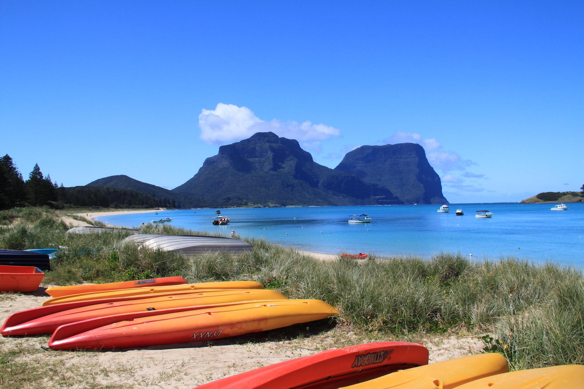 Australia Travel Season